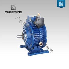 供应蜗轮蜗杆减速器 手动调速器 200-1000转可调