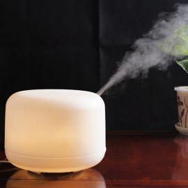 无印良品MUJI同款大容量香薰机500ML超声波香薰机香薰机加湿器