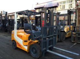 常年转让回收二手合力TCM3吨叉车
