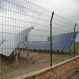 厂家供应光伏电站场区围栏网_光伏电站防护网隔离网