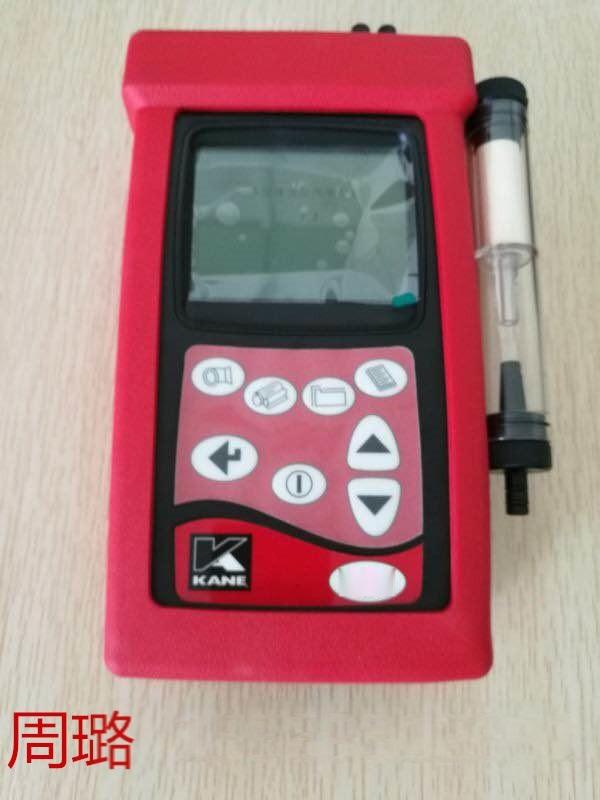 烟气分析仪用于现场烟气浓度监测