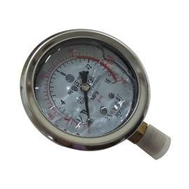 yb陶瓷柱塞泥浆泵配件 柱塞泵配件 压力表