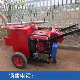 路面沥青灌缝机吉林手推式小型路面灌缝机怎么样