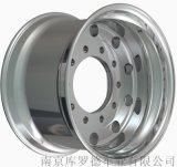 鍛造卡車單胎鋁合金輪轂輕量化鋁輪1139