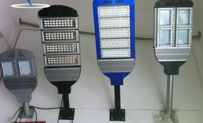 LED新款模组路灯外壳(ZK-2012)