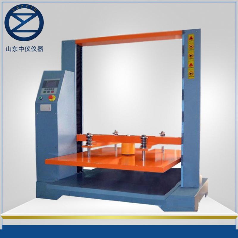 纸箱抗压力试验机|1T/2T/5T纸箱抗压机