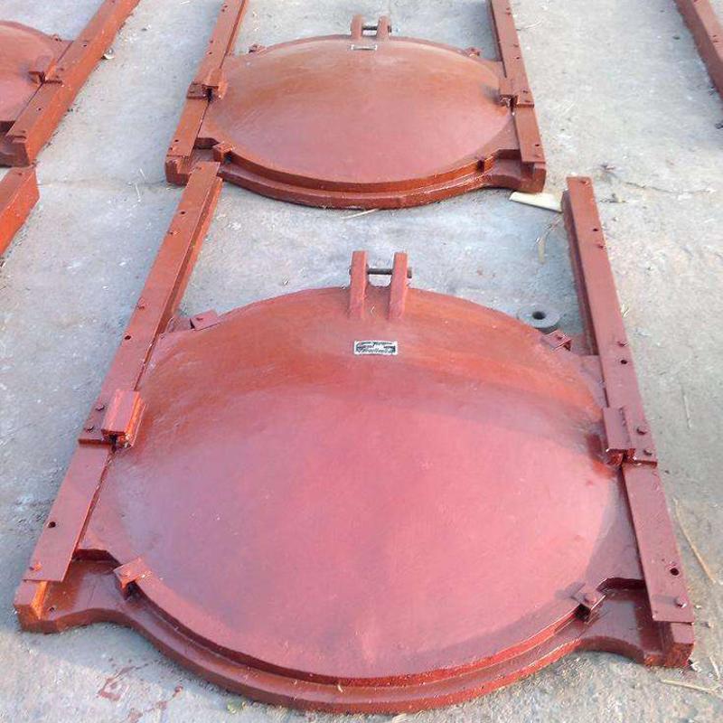 供應 鑄鐵閘門 圓閘門 污水處理閘門 止回閥