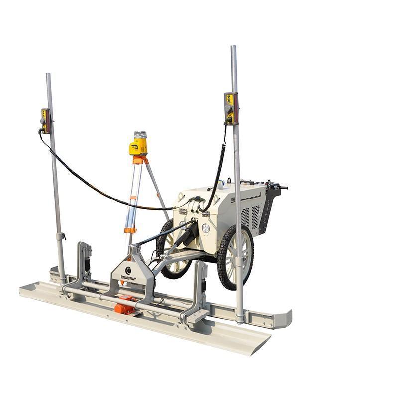 --路得威--手扶兩輪電動 射整平機(汽油發電機組也可外接電源)RWJP21混凝土 射整平機報價請以廠家銷售經理報價爲準
