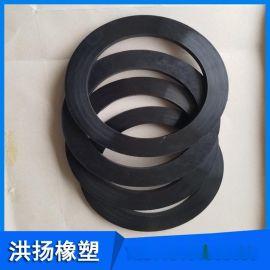 圓形橡膠緩衝墊 橡膠防震膠塊 耐磨橡膠減震墊