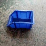塑料零件箱、塑料斜口箱、塑料带支架箱