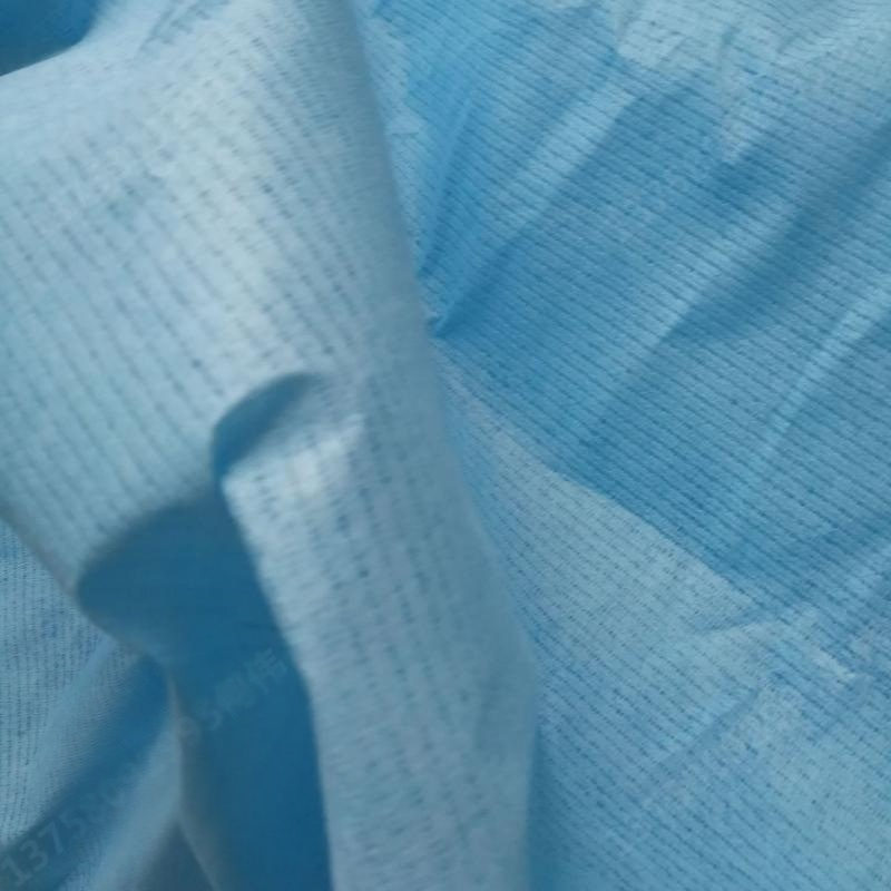 新價供應多規格交叉滌綸平紋水刺無紡布_PET水刺布廠家產地貨源
