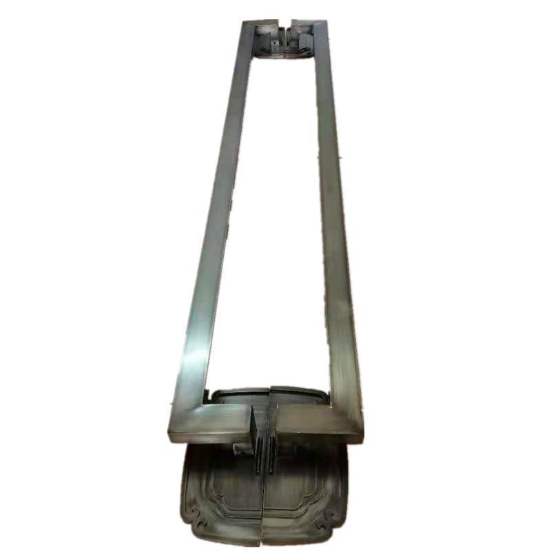 厂家直销定做加工 镀铜安装门上面拉手可任意规格不锈钢拉手