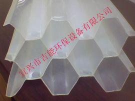 塑料和玻璃钢蜂窝填料