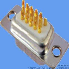 D-SUB 连接器 焊线式