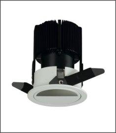LED洗墙射灯 科锐COB10W光源酒店工程  天花射灯