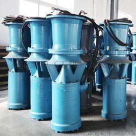 大流量排水选什么泵---混流泵