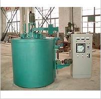 650° 20KW井式气体氮化炉 气体氮化炉