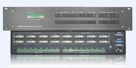 广州格芬DVI矩阵 GF-DVI0808 DVI8进8出矩阵 8路DVI矩阵