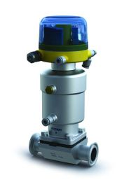 WJ6卫生级气动隔膜阀