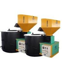 生物质熔铝炉熔炼炉
