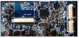 4.3/5/7寸数字屏的AV输入驱动板
