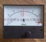 高頻機指針式帶上下限控制限流限位報警電流表CH-120HL