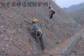 主动边坡防护网/主动边坡防护网