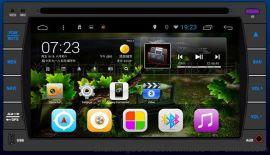 安卓4.4.4系统车载dvd 导航一体机3G上网