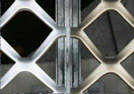 铝板网 装饰网 金属板网低价销售-安平天创丝网