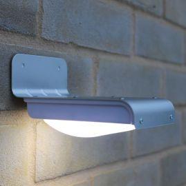 厂家直销太阳能感应灯 人体感应灯 LED壁灯 庭院灯 室外感应灯