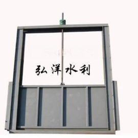 机闸一体闸门  机闸一体不锈钢闸门按需定做
