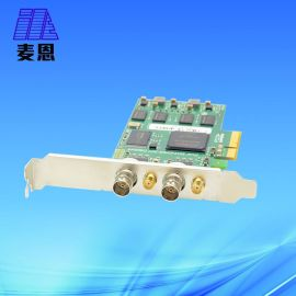深圳麦恩 SDI200 pro 两路sdi采集卡专业级视频图像采集,适用于视频会议