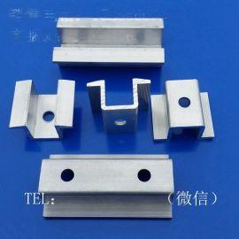 供应光伏系统配件 电池板**中压块边压块