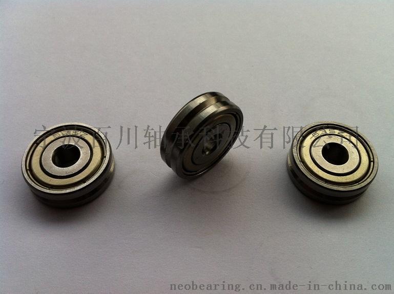 635ZZ V1.7-90 特微型90度V形槽轴承