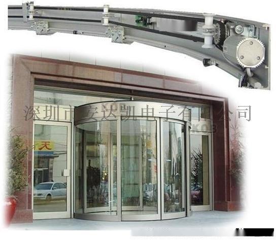 深圳自动弧形门 弧形旋转门 DEC200自动弧形门