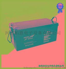 科华UPS铅酸免维护蓄电池 6-GFM-100-YT 12V 100AH 一等铅足容量