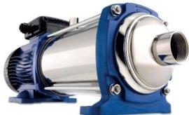 lowara端吸卧式多级高压离心泵-eHM系列-科澍