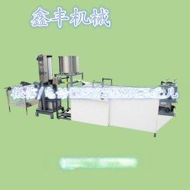 鑫丰全自动干豆腐机供应东北 新型干豆腐生产设备厂家直销