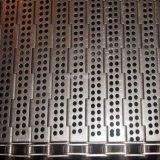 寧津瑞源RY-36清洗衝孔鏈板 油炸不鏽鋼鏈板