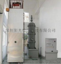 供应深圳厂家直销 IEC 60332-3电线电缆成束燃烧试验机