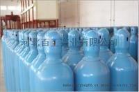 批发氧气瓶40L 河北百工GB5099钢制无缝气瓶