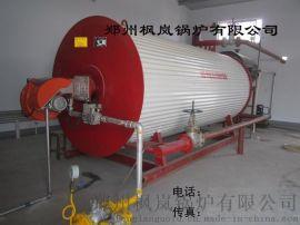 2吨燃油燃气导热油锅炉