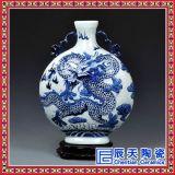 景德镇手绘陶瓷青花瓷 青花花瓶