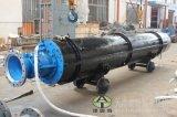 600吨大流量清水电动泵