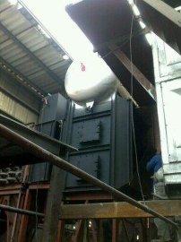 烟道式余热锅炉|热管式余热锅炉