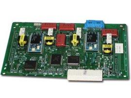 NEC電話交換機中繼板(PN-4COTA)外線板