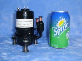 LT27DC24H微型直流压缩机,DC 24V, 制冷量  500W,机柜空调冰箱
