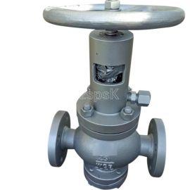 自來水節流截止放空閥美標截止放空閥DN100 150 180 200 300