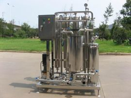 新型黄酒过滤机 错流膜防堵米酒过滤设备 澄清除沉淀分离设备