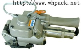 WS-19气动塑钢带打包机